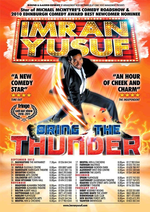 Bring The Thunder 2012