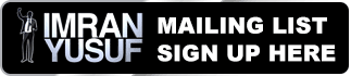 Mailing List Sign Up button