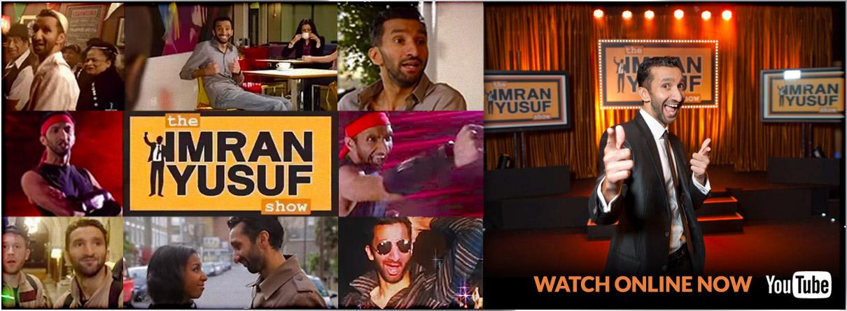 Imran Yusuf Show on YouTube