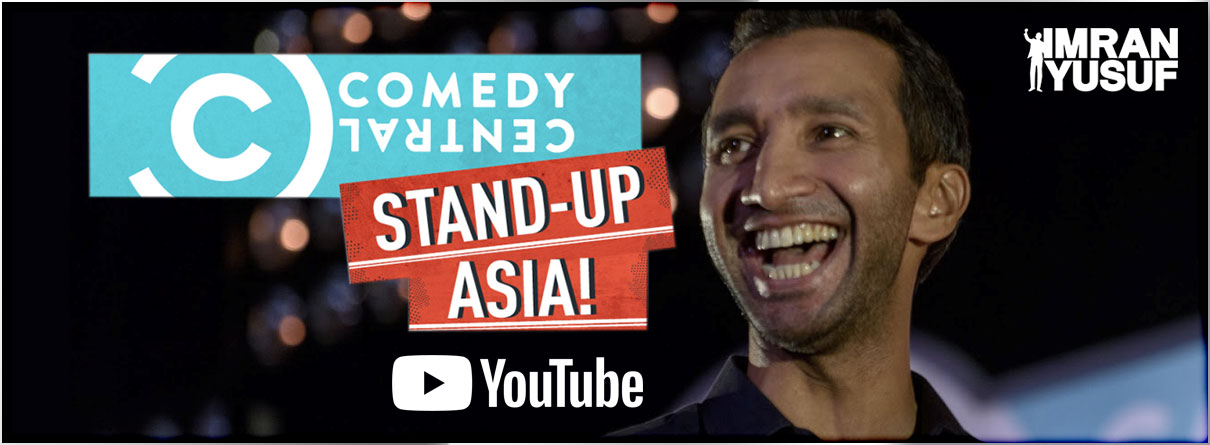 Stand Up Asia! YouTube