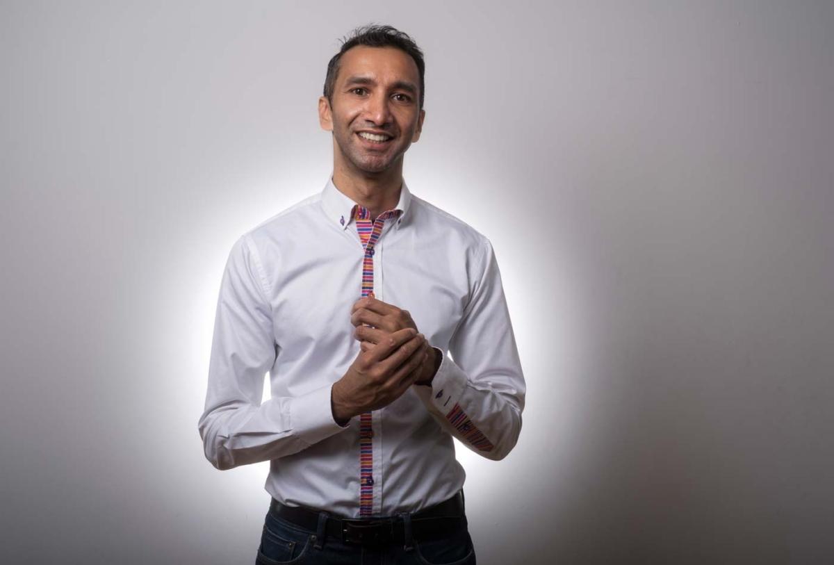 Imran Yusuf Cool Charm