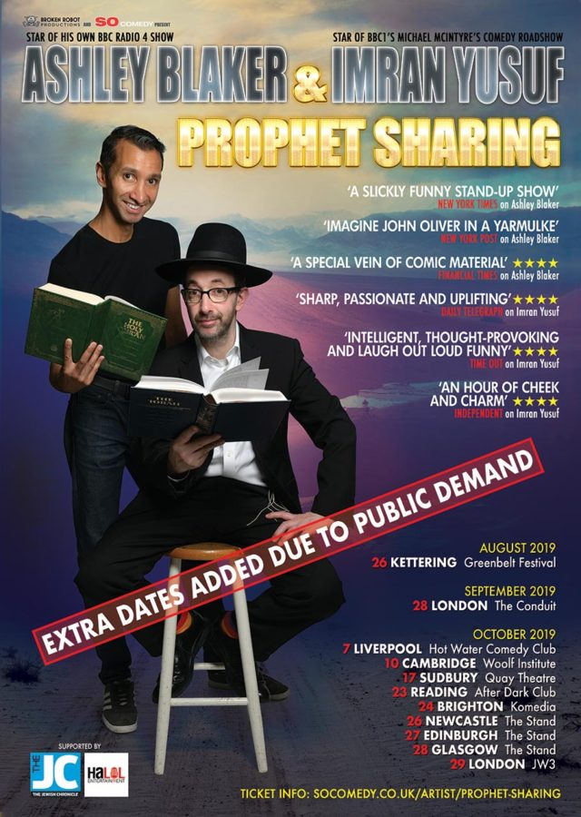 Prophet Sharing Autumn 2019